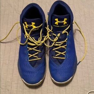 Steph curry shoes